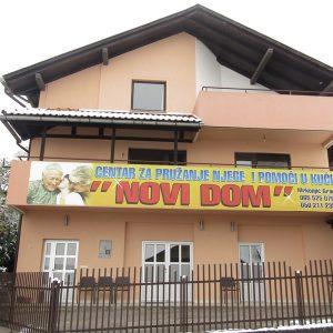 NOVI DOM d.o.o. Mrkonjić Grad