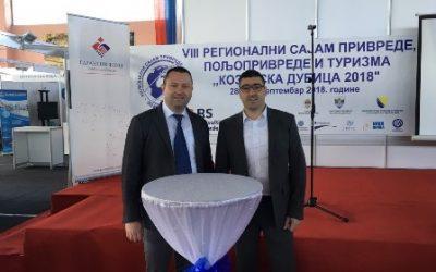 KOZARSKA DUBICA 2018. – VIII REGIONALNI SAJAM PRIVREDE,POLJOPRIVREDE I TURIZMA