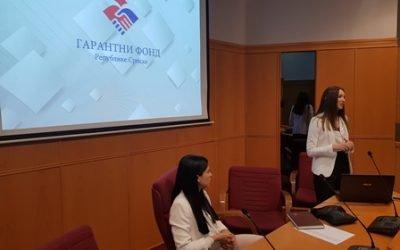 ПРЕЗЕНТАЦИЈА ГАРАНТНОГ ФОНДА РС У ТРЕБИЊУ