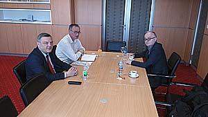 OPŠTINA DRINIĆ: Održan sastanak sa Garantnim fondom RS
