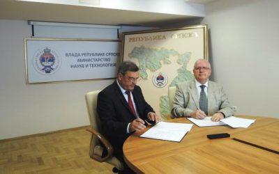 Подршка малим и средњим предузећима – Министарство науке РС и Гарантни фонд потписали протокол о сарадњи