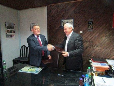 ОПШТИНА БРАТУНАЦ: Потписан Протокол о сарадњи са Гарантним фондом РС