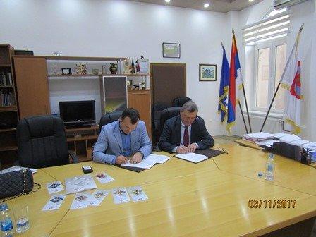 ОПШТИНА СРЕБРЕНИЦА: Потписан Протокол о сарадњи са Гарантним фондом РС
