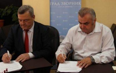 OPŠTINA ZVORNIK: Potpisan Protokol o saradnji sa Garantnim fondom RS