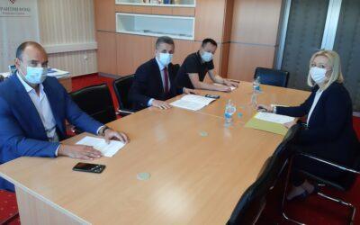 Потписан Уговор о гарантовању са RAIFFEISEN BANK d.d. Bosna i Hercegovina