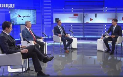 Гост емисије Актуелно директор Гарантног фонда РС